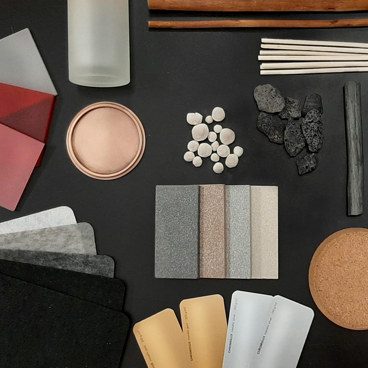 Estudio de Materiales Smart Control