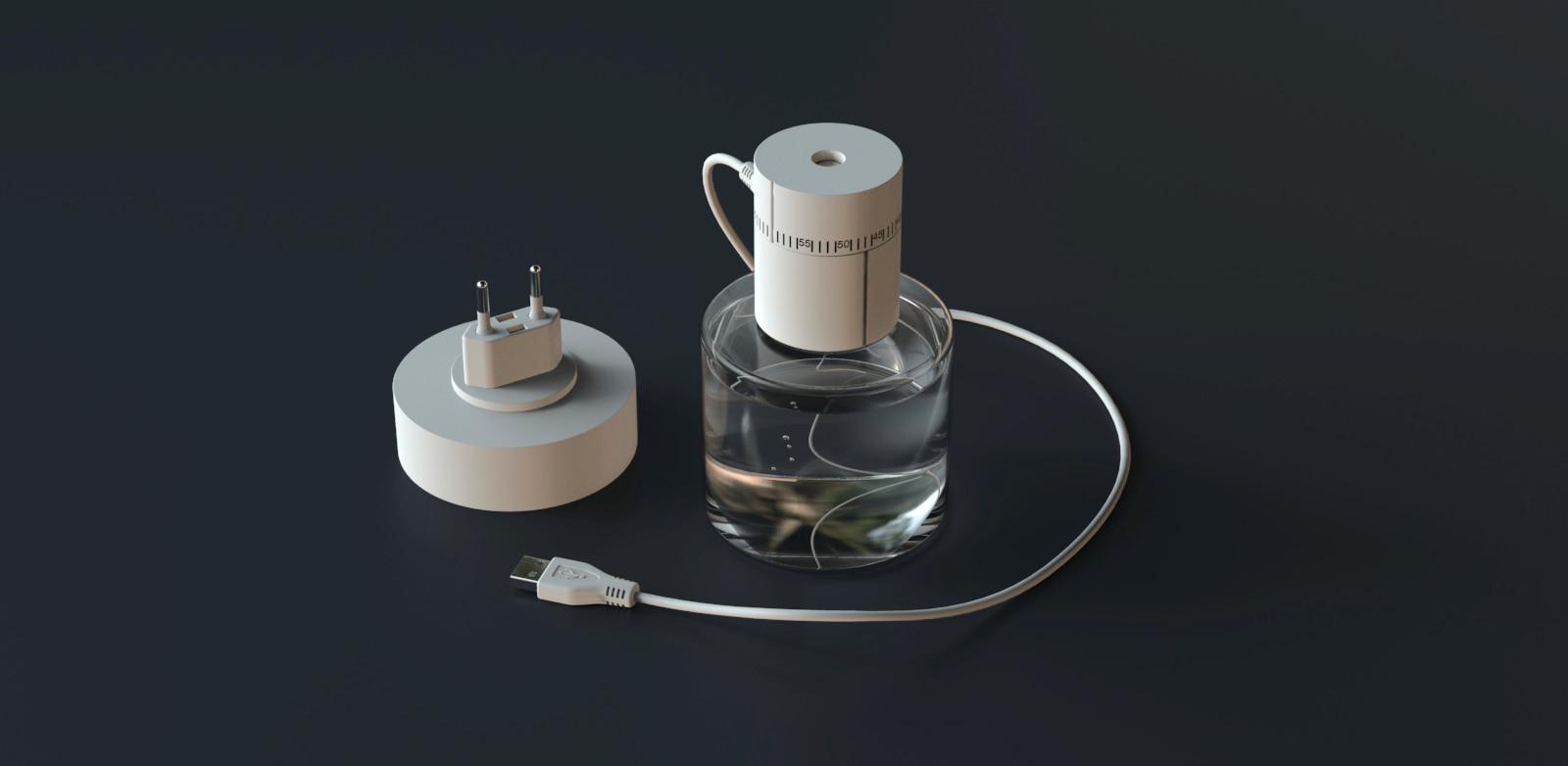 Dispensador Brumizador Smart Devices