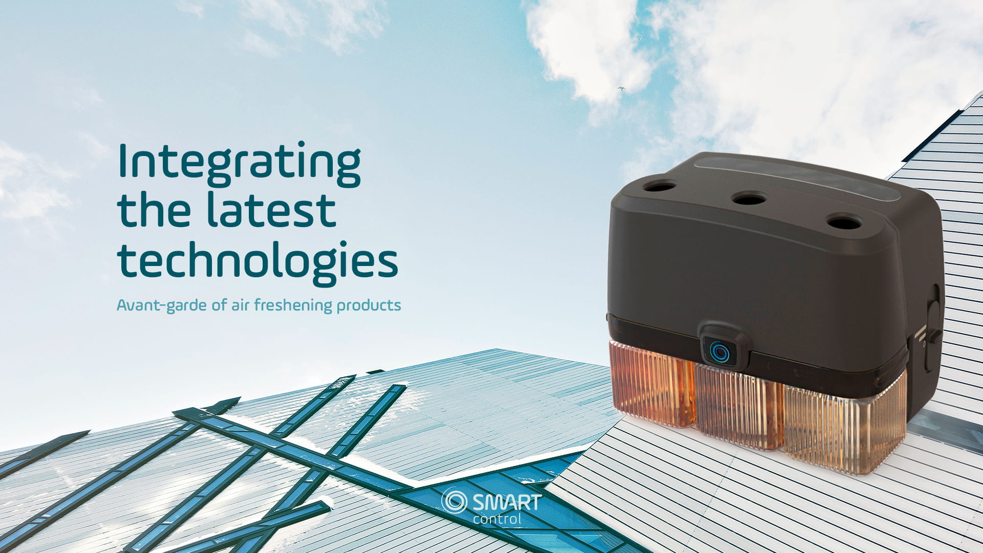 Integrating the latest technologies